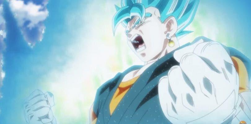 Vegeto libera su poder en el primer tráiler de Dragon Ball Heroes