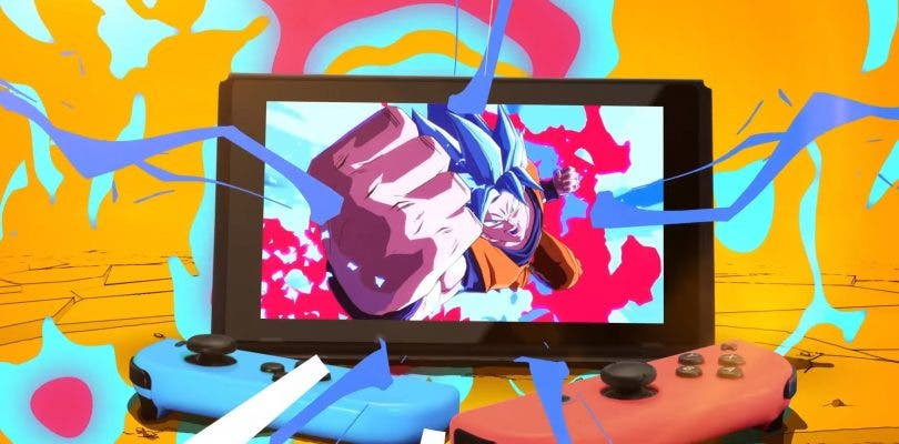 Ya disponible para descargar la beta de Dragon Ball FighterZ para Switch