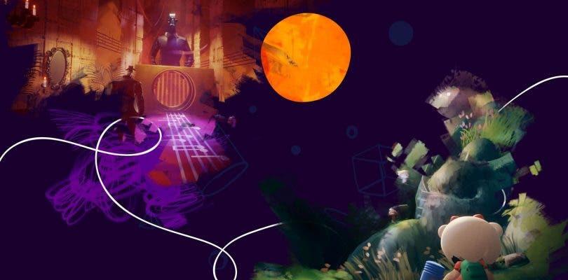 Dreams muestra en un nuevo gameplay sus herramientas de creación