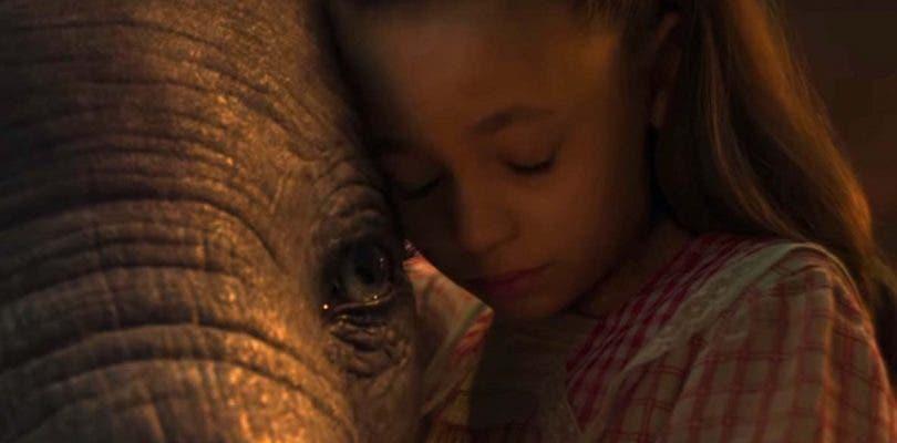 La nostalgia vuela en el primer tráiler del live-action de Dumbo
