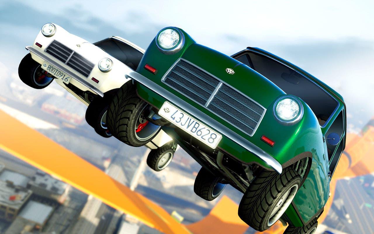 Imagen de Las carreras con el Weeny Issi Classic son la novedad de GTA Online esta semana