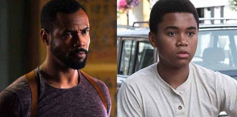 Isaiah Mustafa interpretará a la versión adulta de Mike en It 2