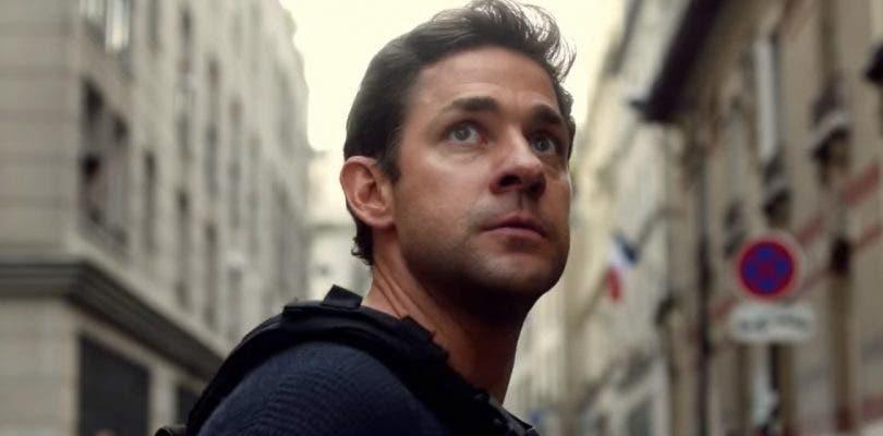 John Krasinski es Jack Ryan en la nueva serie de Tom Clancy