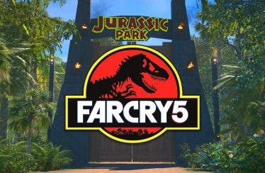 Jurassic Park es recreado en Far Cry 5