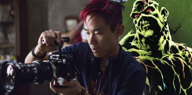 James Wan dirigirá el piloto de la nueva serie de La Cosa del Pantano