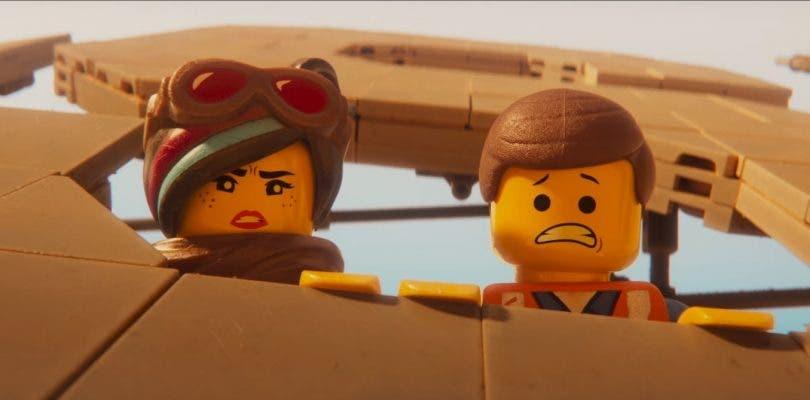 Llega la locura en piezas con el primer tráiler de La LEGO película 2
