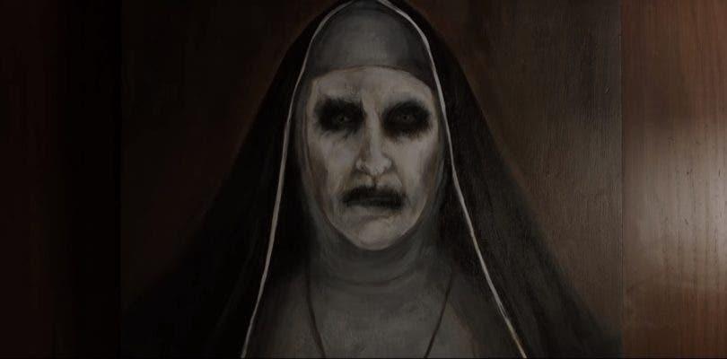 Expediente Warren abraza la oscuridad en el primer tráiler de La Monja
