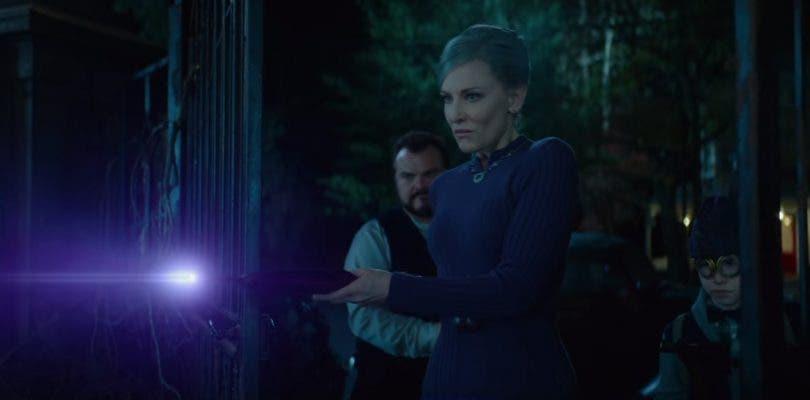 Cate Blanchett se pasa a la brujería en el nuevo tráiler de La casa del reloj en la pared