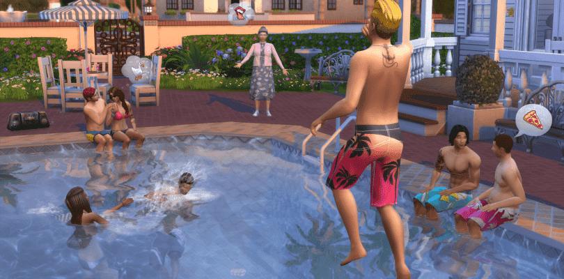 Los Sims 4 Y Las Cuatro Estaciones exhibe su tráiler de lanzamiento