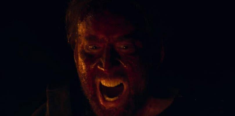 Nicolas Cage se baña en sangre en el primer tráiler de Mandy
