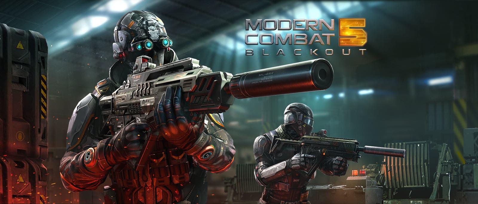 Imagen de Modern Combat 5: Blackout anuncia su lanzamiento para Nintendo Switch