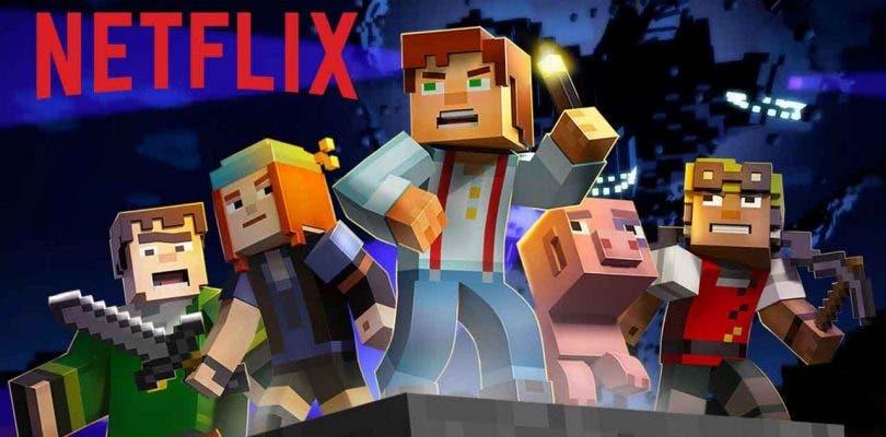 Minecraft: Story Mode llegará a Netflix como serie interactiva