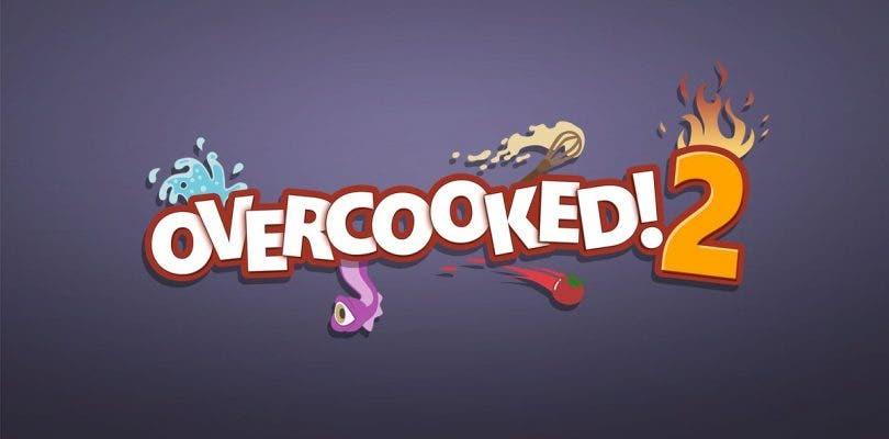 Anunciada la fecha de lanzamiento de Overcooked 2 para Nintendo Switch