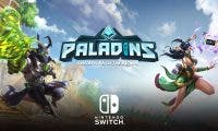 Paladins tendrá a partir de noviembre controles giroscópicos en Nintendo Switch