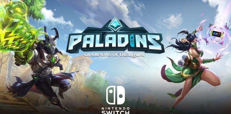 Anunciada la llegada de Paladins a Nintendo Switch