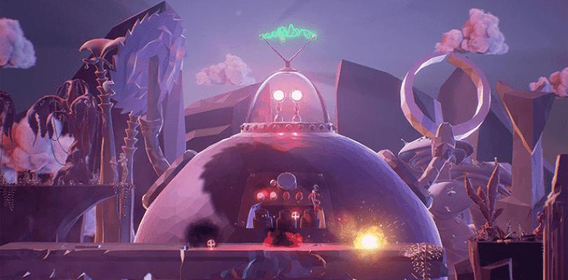 Exploramos el universo de Planet Alpha en su nuevo tráiler