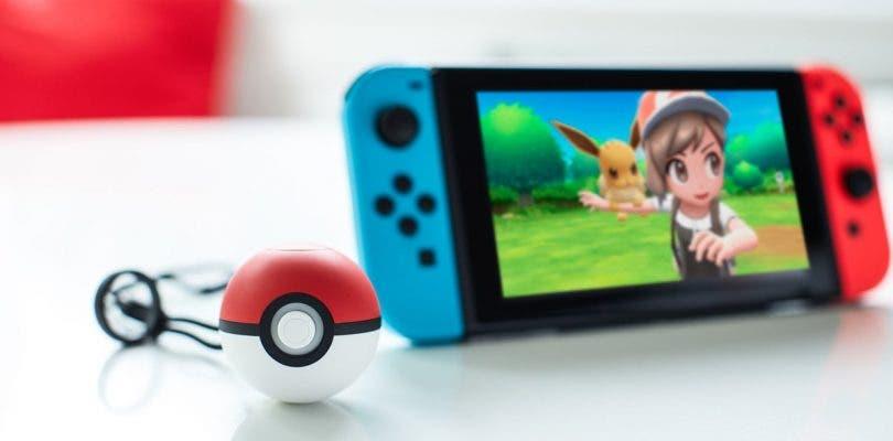 poke ball plus pokemon: let's go