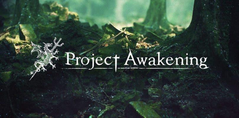 Project Awakening regresa en la conferencia de Sony con un espectacular combate