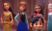 Disney está por todas partes en el nuevo tráiler de Ralph rompe Internet