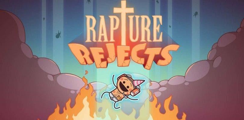 El título Rapture Rejects es el primer juego en incluir un editor de personajes de género neutro