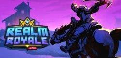 Realm Royale, el Battle Royale de los creadores de Paladins, llegará a PS4 y Xbox One