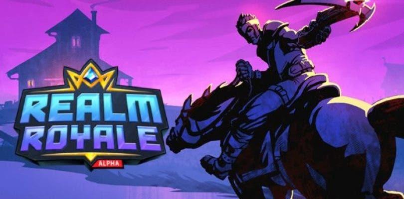 Realm Royale, el Battle Royale de Hi-Rez, ya está disponible en Steam