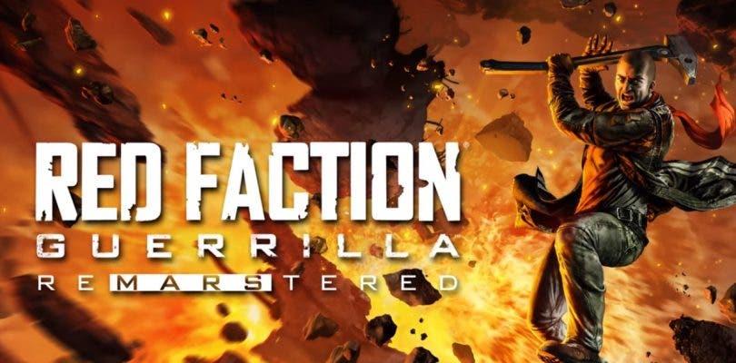 Red Faction Guerrilla Re-Mars-tered se pondrá a la venta a principios de julio
