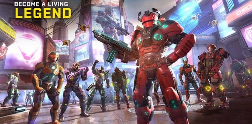 Shadowgun Legends ha sido anunciado para Nintendo Switch
