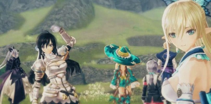 Shining Resonance Refrain recibe una hora de gameplay