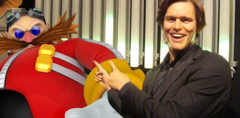 Jim Carrey está a un paso de convertirse en Robotnik para la película de Sonic
