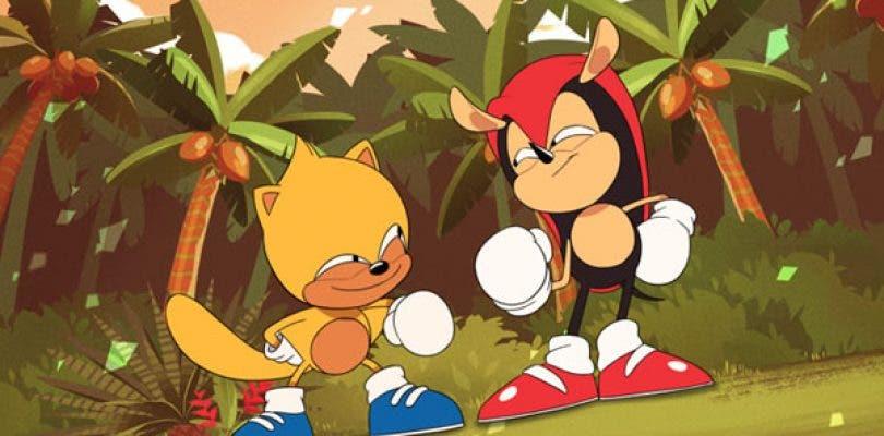 Disponible el cuarto capítulo de Sonic Mania Adventures