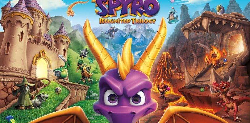 Todos los dragones de Spyro Reignited Trilogy tendrán personalidad y una pequeña historia