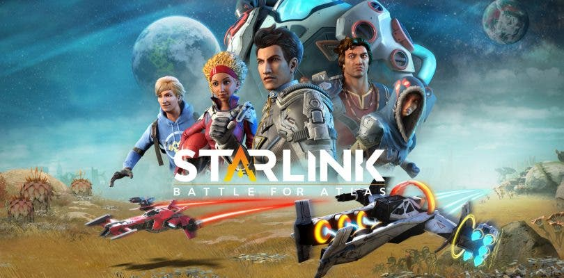 ¿Cómo acabó Fox McCloud en Starlink: Battle for Atlas?