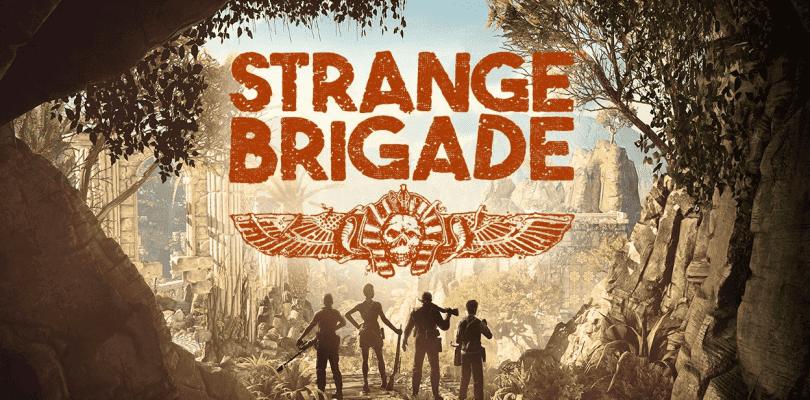 Strange Brigade recibe un tráiler extendido de cara al E3 2018