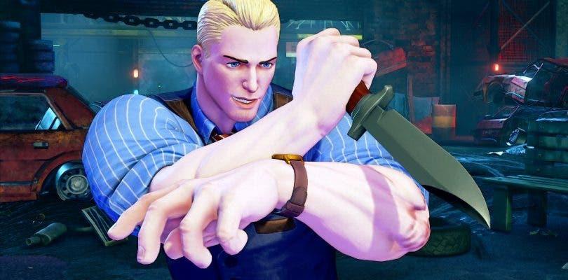 Cody, el nuevo personaje de Street Fighter V, se exhibe en un vídeo