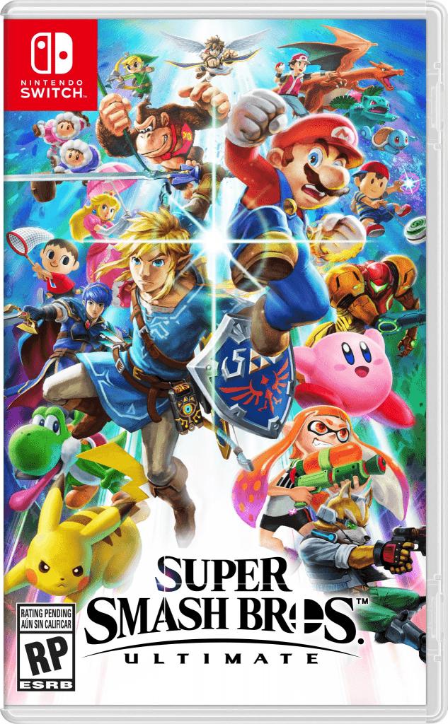 Super Smash Bros. Ultimate-min