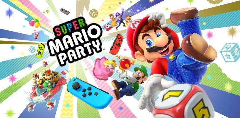 Nintendo comparte nuevos detalles de Super Mario Party