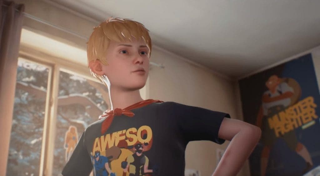 The Awesome Development of Captain Spirit