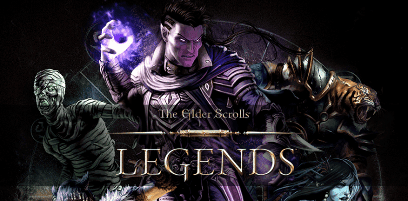 The Elder Scrolls: Legends ha sido anunciado para consolas en el E3 2018