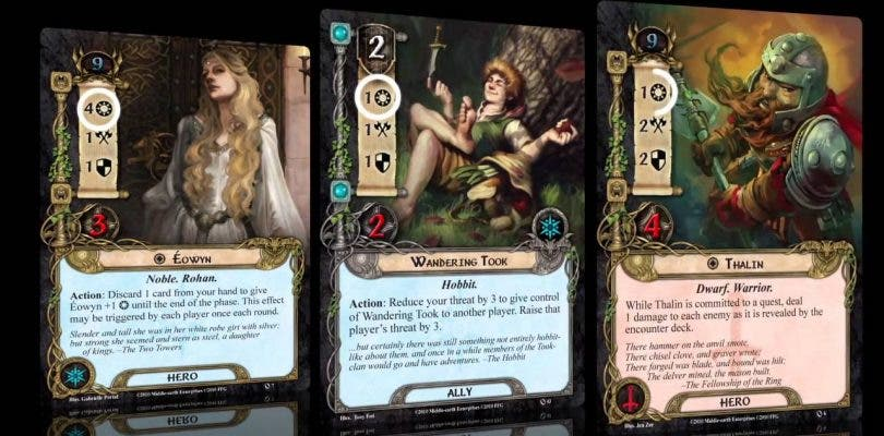 El Early Access de The Lord of the Rings Living Card Game ya tiene fecha