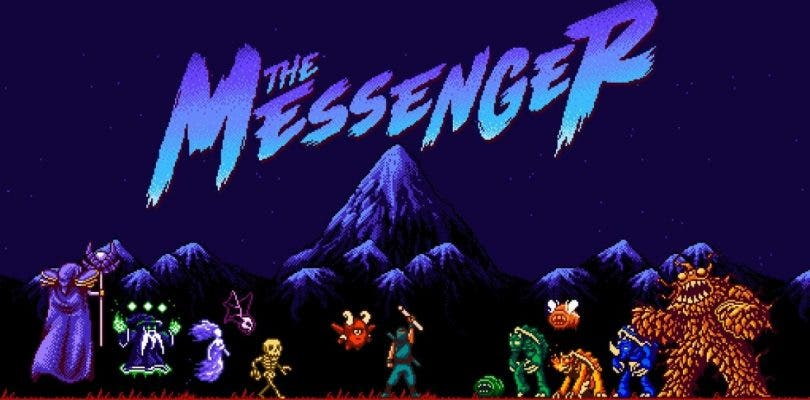 The Messenger muestra un gameplay extendido del E3 2018