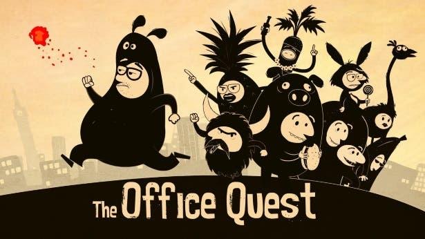 Imagen de Análisis The Office Quest