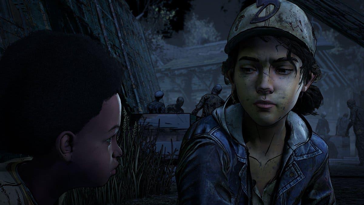 Imagen de The Walking Dead: The Final Season se muestra en un nuevo tráiler