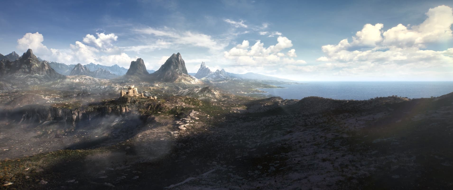 Imagen de The Elder Scrolls VI está siendo diseñado para que sea jugado los próximos 10 años