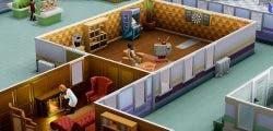 Two Point Hospital ya permite diseñar los interiores