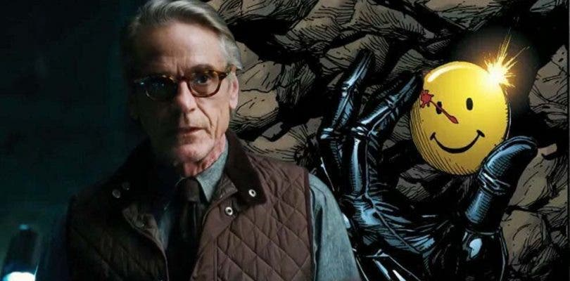 Jeremy Irons se une a la nueva serie de Watchmen para HBO