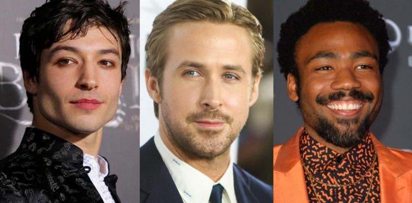 Ryan Gosling, Donald Glover y Ezra Miller protagonizarían la precuela de Willy Wonka