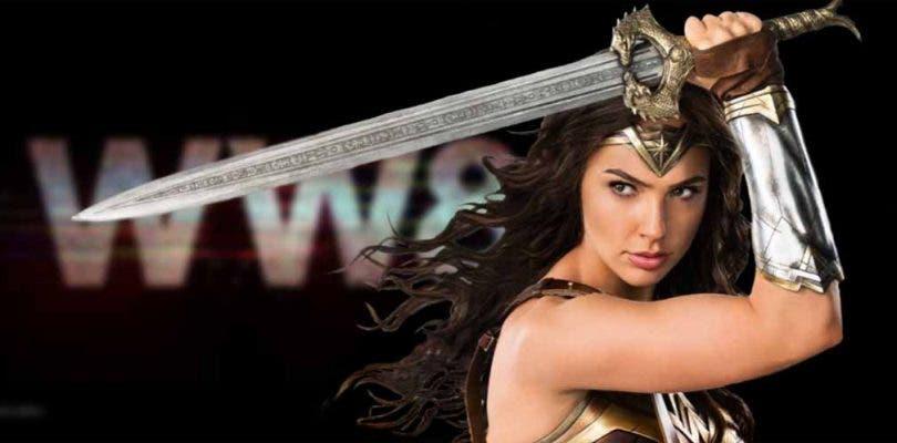 Wonder Woman 2 ya tendría título y logotipo oficial