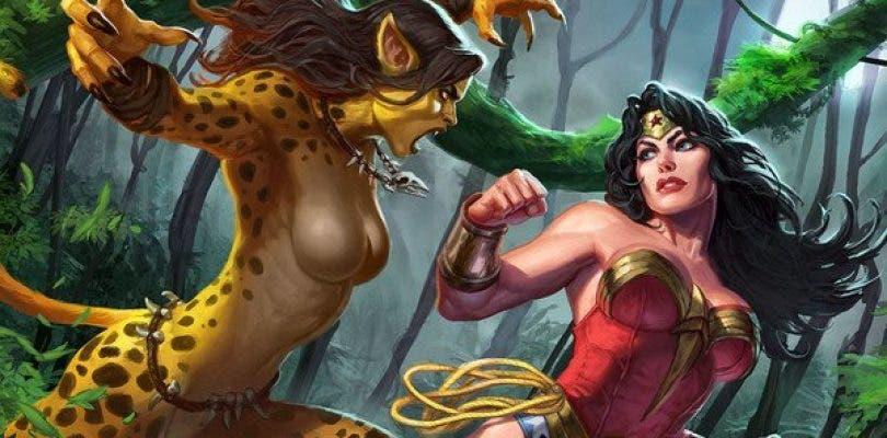 Primera imagen de Kristen Wiig en Wonder Woman 1984