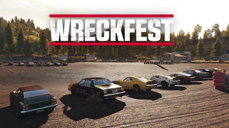 Imagen de Análisis Wreckfest